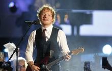 Ed Sheeran vuột giải thưởng lớn