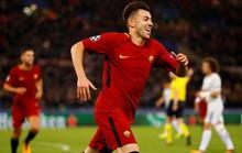 Sói non El Shaarawy tỏa sáng, Chelsea thua tan tác ở Roma