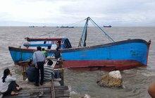 Quảng Bình: Hàng chục tàu cá bị chìm, nhiều người bị thương