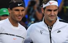 Ngừng đối đầu, Federer sát cánh cùng Nadal tại Laver Cup