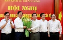 Ông Đinh La Thăng nhận nhiệm vụ tại Ban Kinh tế Trung ương