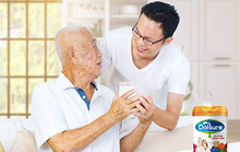 Người già ăn gì để sống thọ?