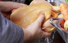 Ăn thịt gà lòng đào: Qúa nguy hiểm