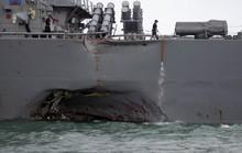 Hạm đội 7 của Mỹ bị tấn công mạng?