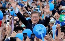 Gay cấn cuộc bầu cử tổng thống Hàn Quốc