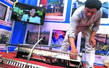 Nông dân Việt chế robot: Israel thán phục, Nhật, Mỹ xếp hàng xin mua