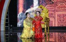 Thí sinh nhí 5 tuổi thử sức với vai diễn nặng ký Thượng Dương hoàng hậu