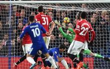 Trảm David Luiz, Conte lại thắng Mourinho