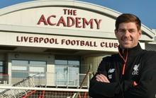 Gerrard chính thức trở lại Liverpool
