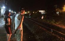 Nam thanh niên bị tàu hỏa kéo lê 20m tử vong