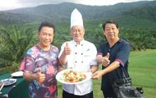 Yan can cook hồ hởi trở lại Việt Nam