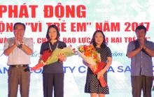Công ty Cổ phần Ma San PQ trao tặng học bổng tại huyện Phú Quốc