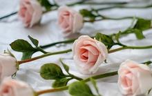 4 triệu đồng một cành hoa hồng sứ ngày 8-3