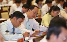Khai mạc kỳ họp thứ 6, HĐND TP HCM khóa IX
