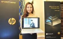 Laptop HP Envy mới được cải tiến với thời lượng pin 10 tiếng