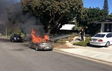 BMW nói gì về loạt xe tự cháy khi đang đậu