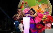 Ngạc nhiên cô bé 5 tuổi nhảy điệu Hawaii trong Tiếu lâm tứ trụ nhí
