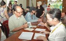 13 địa phương trả lương hưu, trợ cấp tháng 3 và 4 trong một kỳ
