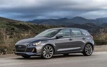 Xe gia đình Hyundai Elantra GT ra mắt