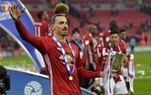 Zlatan Ibrahimovic: Nếu Man United cần, tôi sẵn sàng cống hiến