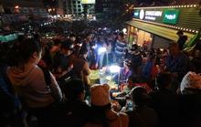 Bát nháo chợ đêm Đà Lạt