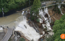 Bão Lan quần thảo Nhật Bản, hơn 130 người thương vong