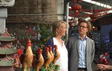 Cái Tết đầu tiên của Đại sứ Thụy Điển tại Việt Nam