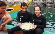 Chuyện lạ: Rùa đẻ trứng dưới nước
