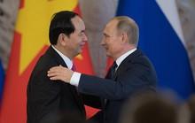 Chủ tịch nước cảm ơn Tổng thống V. Putin và nước Nga