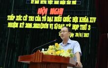 Lãnh đạo quận Tân Phú trần tình về việc nhiều cán bộ bị kỷ luật