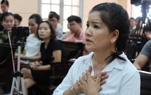 Diễn viên Ngọc Trinh nín thở nghe VKS đề nghị