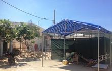 Dân Nha Trang dựng lều sống giữa đường
