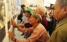 Khánh thành Khu tưởng niệm chiến sĩ Gạc Ma: Nước mắt tuôn rơi