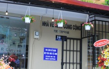 Nhà vệ sinh sang chảnh miễn phí giữa Sài Gòn
