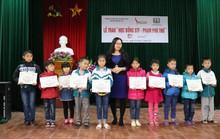 Masan Nutri-Science trao tặng 120 suất học bổng cho học sinh Hậu Giang và Hà Nam