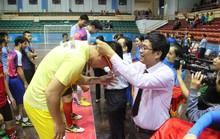 Ngày hội thể thao công đoàn Yến sào Khánh Hòa