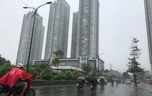 Mưa to, thủy triều cùng lúc tấn công nhiều nơi ở TP HCM