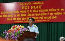 Bộ Quốc phòng bàn giao hơn 7.000 m2 đất  cho TP HCM