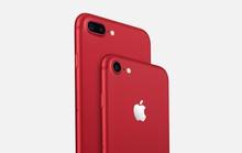 Apple thêm iPhone 7 đỏ, nâng cấp iPhone SE, làm mới iPad