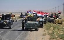 Đấu tên lửa tại khu tự trị người Kurd ở Iraq?