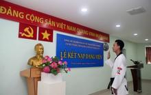 Huỳnh Châu được kết nạp Đảng trước giờ dự SEA Games