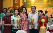 Lý Nhã Kỳ đồng hành cùng Giải Quần vợt FOSCO 2017
