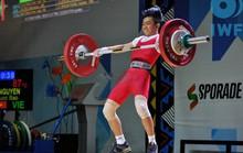 Nhà vô địch Lê Nguyễn Quốc Bảo mất HCV cử tạ trẻ thế giới