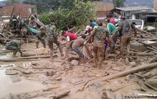 Chạy đua cứu người sau thảm họa lở bùn, đất
