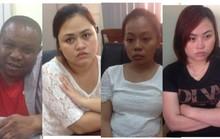 Cùng chồng ngoại đưa phụ nữ Việt vào tròng, lừa hơn 4 tỉ đồng
