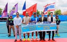 Lý Hoàng Nam vươn lên hạng 457 ATP