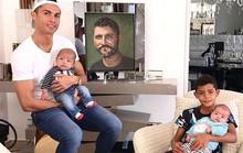 Ronaldo tưởng nhớ người cha quá cố