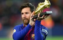 Nhận giải Pichichi và Di Stefano, Messi quyết đấu siêu kinh điển