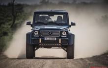 Ngắm siêu phẩm SUV Mercedes-Maybach G650 Landaulet
