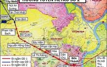 Vì sao metro Bến Thành - Tham Lương xin lùi đến 2024?